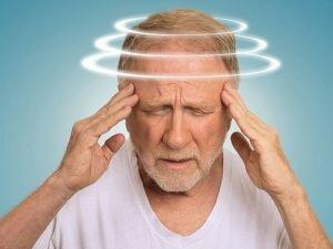 головокружение - побочный эффект