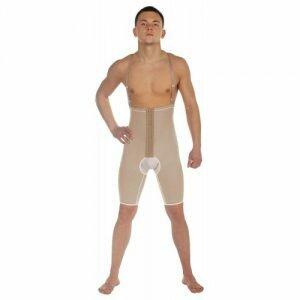На фото: компрессионное белье для мужчин