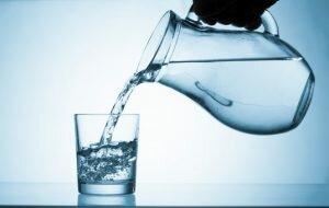 На фото: питьевой режим