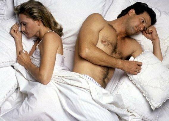 На фото: почему у мужчины пропадает эрекция