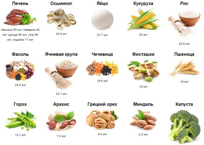 Пища для повышения либидо